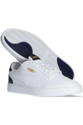 Puma SHUFFLE Beyaz Kadın Sneaker Ayakkabı 101085532 0
