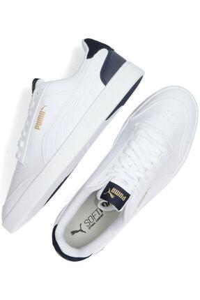 Puma SHUFFLE Beyaz Kadın Sneaker Ayakkabı 101085532 2