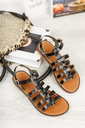Muggo Kadın Sandalet 0