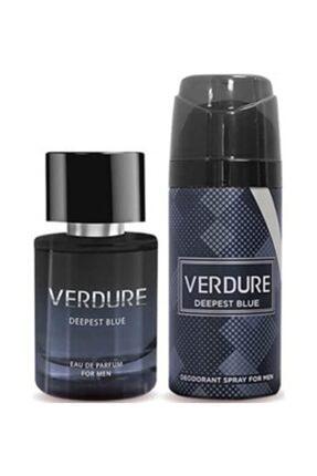 Deepest Blue Edp 100 ml Erkek Parfüm + Deodorant 150 ml Set P3001748