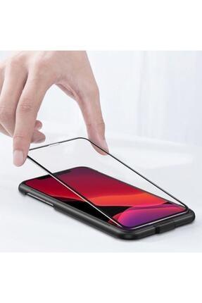 Baseus Iphone 11-6.1 Iphone Xr 3d Full Kırılmaz Cam Ekran Koruyucu 2 Adet Siyah 4