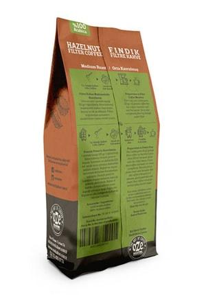 Oze Fındık Aromalı Filtre Kahve 250 Gr. ( French Press Için Öğütülmüş ) 2