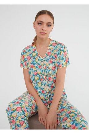 Suwen Jolly Maskulen Pijama Takımı 0