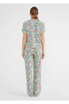 Suwen Jolly Maskulen Pijama Takımı 2