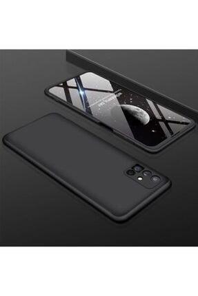 Samsung Galaxy M51 Kılıf 3 Parçalı 360 Korumalı Premium Sert Kapak 0