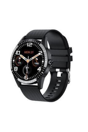 İMEXTECH Siyah Yeni Nesil Y20 Akıllı Saat Konuşma Özellikli Smart Watch Gt2 0