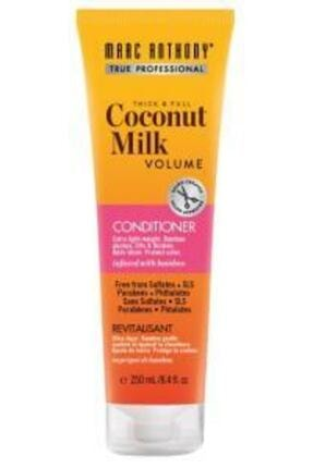 Marc Anthony Coconut Milk Hacim Saç Bakım Kremi 250 ml 0