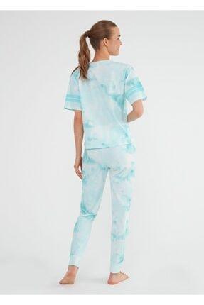 Suwen Batik Pijama Takımı 3