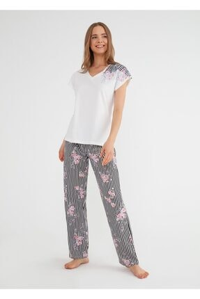 Suwen Martina Pijama Takımı 0