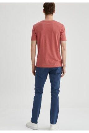 Defacto Sergio Regular Fit Normal Bel Boru Paça Jean Pantolon 2