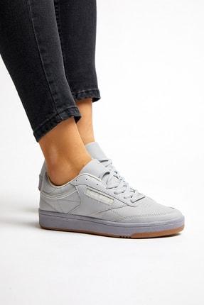 Tonny Black Açık Gri Unisex Sneaker TB107-0 1