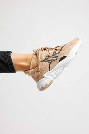 Tonny Black Toprak Unisex Sneaker TB248-0 0