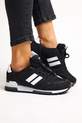 Tonny Black Siyah Beyaz Unisex Sneaker TB282-0 1