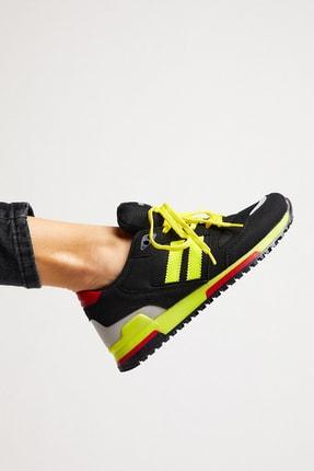 Tonny Black Siyah Sarı Unisex Sneaker TB282-0 0