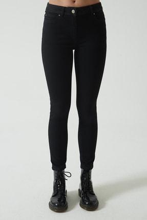 CROSS JEANS Judy Siyah Yüksek Bel Skinny Fit Jean Pantolon C 4521-026 1