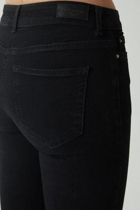 CROSS JEANS Judy Siyah Yüksek Bel Skinny Fit Jean Pantolon C 4521-026 4