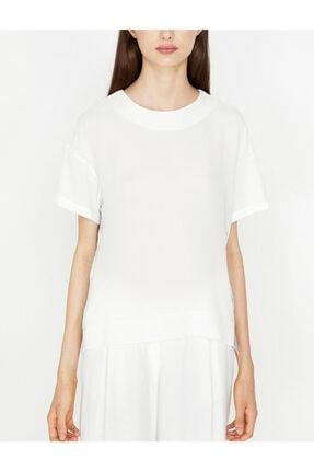 Koton Kadın Beyaz Bluz 3