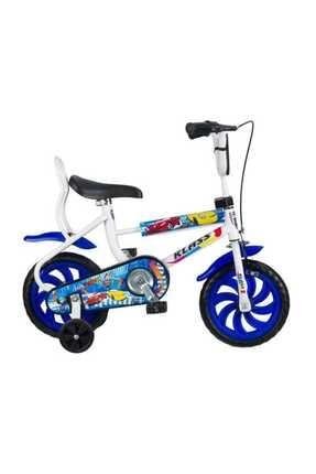 Ay Bebe Klass 12 Jant Dolgu Teker Çocuk Bisiklet Mavi 0