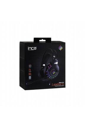 Inca Igk-x10 Lapetos Series 7.1surround Rgb Gamıng Headset 2