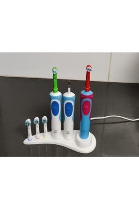 Oral-B Şarjlı Diş Fırçası Standı Organizer 0