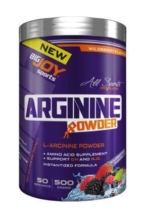 Big Joy Bigjoy Arginine Powder 500 gr - Orman Meyveli Aromalı 0