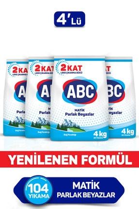 ABC Matik Dağ Ferahlığı 4 Kg 4'lü Set 1