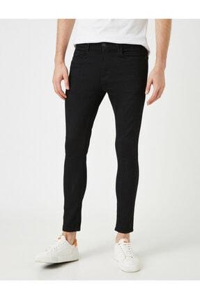 Koton Justin Super Skinny Fit Esnek Kumas Jean Pantolon 2