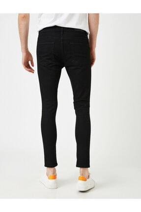 Koton Justin Super Skinny Fit Esnek Kumas Jean Pantolon 3
