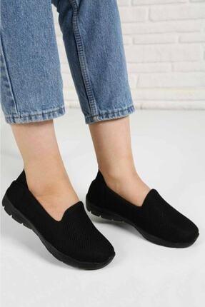 Hediyem Sende Kadın Hafif Taban Günlük Babet Ayakkabı 0