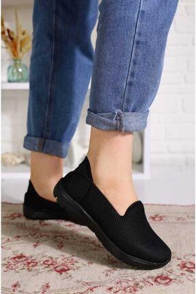 Hediyem Sende Kadın Hafif Taban Günlük Babet Ayakkabı 3