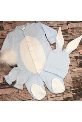 aymira tasarım Bebek Tavşanlı Tulum 0