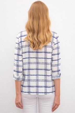 US Polo Assn Lacıvert Kadın Gömlek 2
