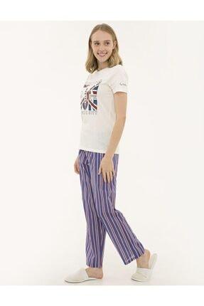 Pierre Cardin Pijama Takım Ev Kıyafeti Pc.1077 3