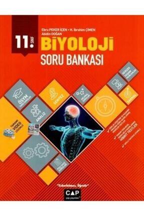 Çap Yayınları Çap 11. Sınıf Anadolu Lisesi Biyoloji Soru Bankası(2020-2021) 0