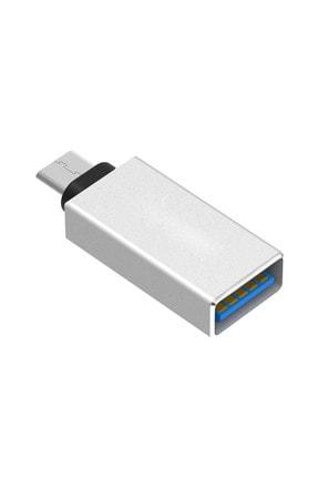1araba1ev Oppo A31 Cep Telefonu Micro Usb Otg Dönüştürücü Usb Çevirici 2