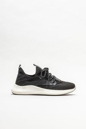 Elle Kadın Siyah Spor Ayakkabı 0