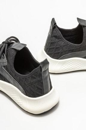 Elle Kadın Siyah Spor Ayakkabı 3