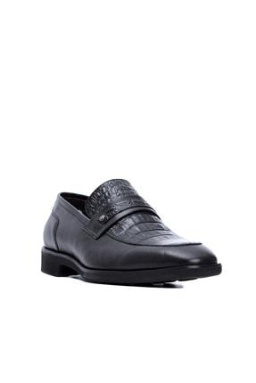 Kemal Tanca Erkek Derı Klasik Ayakkabı 1