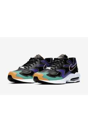 Nike Air Max2 Light Black Contrast Stitching - Bv0987-023 3