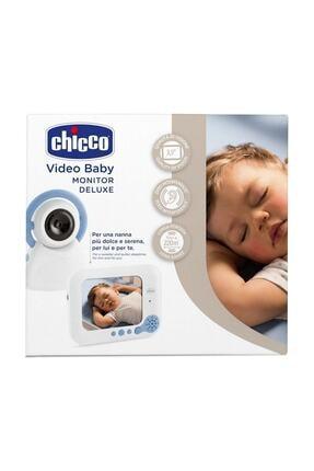 Chicco Video Bebek Monitörü Deluxe 254 1