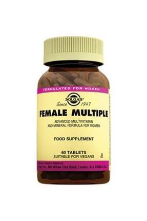 Solgar Female Multiple 60 Tablet 0