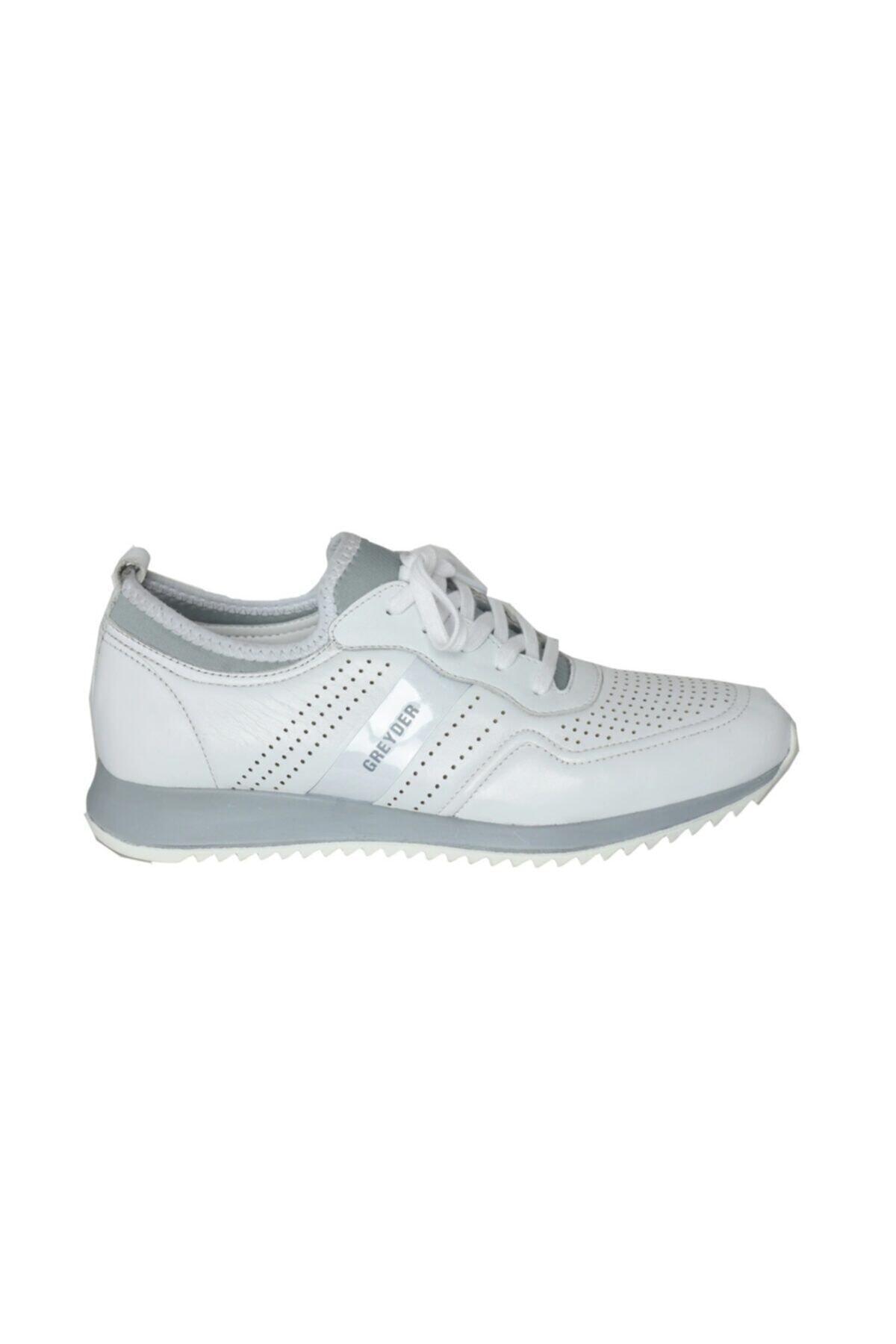 Erkek Beyaz-Grı Sneaker 0Y1SA67531