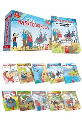 Model Yayınları Model Eğitim Yayınları Bizim Nasreddin Hoca Hikaye Serisi 1. 2. Sınıflar Için 10 Kitap Model Çocuk 0