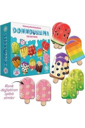 Circle Toys Circle Toys Dondurma Eşleştirme Hafıza Oyunu 0