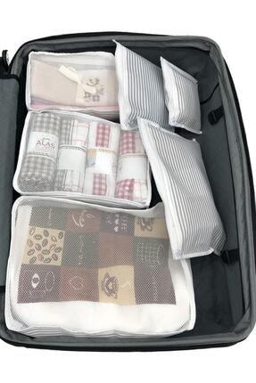 ALAS Bavul Organizer Valiz Düzenleyici 3