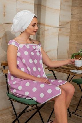 brand cotton Banyo Havlu Seti, %100 Pamuklu, Ayarlanabilir Beden 1