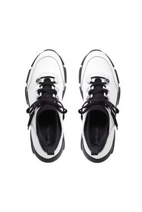 Roberto Botticelli Erkek Beyaz Spor Ayakkabı - 3
