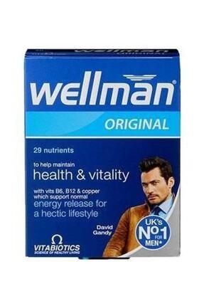 Wellman Vitabiotics Erkek Için 30 Tablet 0