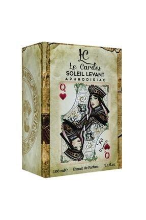 Le Cardes Soleil Levant Edp 100 ml Kadın Parfüm  8697403850343 1