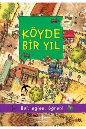 İş Bankası Kültür Yayınları Köyde Bir Yıl 0